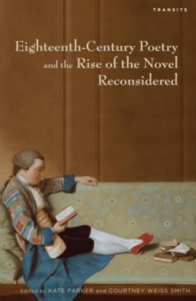 Eighteenth-Century Poetry and the Rise of the Novel Reconsidered, Hardback Book