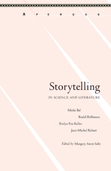 Storytelling in Science and Literature, Paperback / softback Book