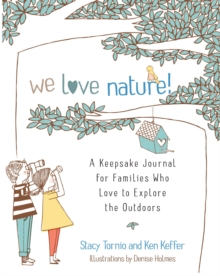 We Love Nature, Paperback / softback Book