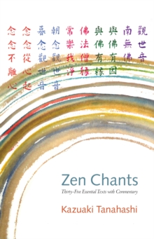 Zen Chants, Paperback / softback Book
