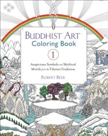 Buddhist Art Coloring Book, Paperback / softback Book