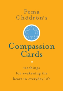 Pema Chdrn's Compassion Cards, Paperback / softback Book
