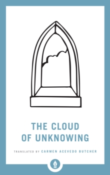 The Cloud of Unknowing, Paperback / softback Book