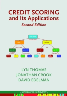 Credit Scoring and Its Applications, Paperback / softback Book