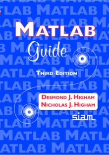 MATLAB Guide, Hardback Book
