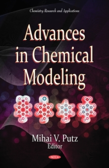 Advances in Chemical Modeling, Hardback Book