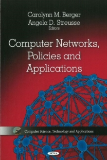 Computer Networks, Policies & Applications, Hardback Book
