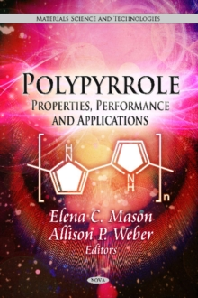 Polypyrrole : Properties, Performance & Applications, Hardback Book