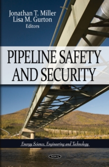 Pipeline Safety & Security, Hardback Book