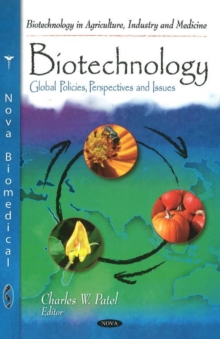 Biotechnology : Global Policies, Perspectives & Issues, Hardback Book