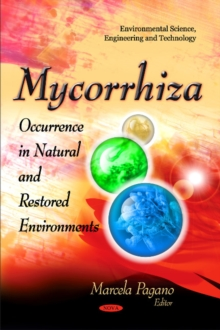 Mycorrhiza : Occurrence & Role in Natural & Restored Environments, Hardback Book