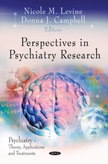 Perspectives in Psychiatry Research, Hardback Book