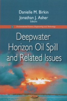 Deepwater Horizon Oil Spill & Related Issues, Hardback Book