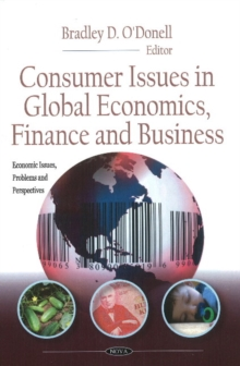 Consumer Issues In Global Economics, Finance & Business, Hardback Book