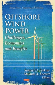 Offshore Wind Power in the United States, Hardback Book