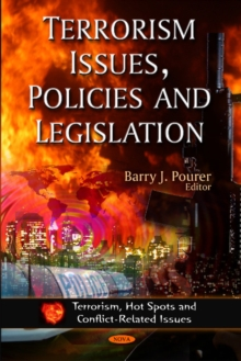 Terrorism Issues, Policies and Legislation, Paperback / softback Book