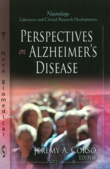 Perspectives on Alzheimer's Disease, Hardback Book
