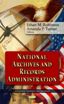 National Archives & Records Administration, Hardback Book
