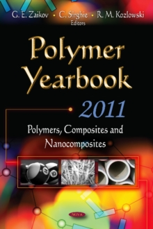 Polymer Yearbook - 2011 : Polymers, Composites & Nanocomposites, Hardback Book
