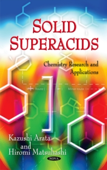 Solid Superacids, Hardback Book