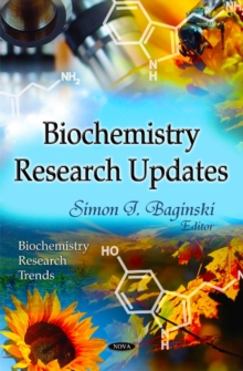 Biochemistry Research Updates, Hardback Book