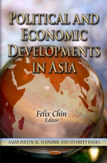 Political & Economic Developments in Asia, Hardback Book