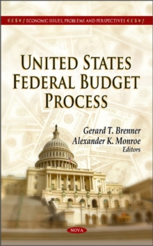 United States Federal Budget Process, Hardback Book