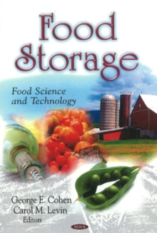 Food Storage, Hardback Book
