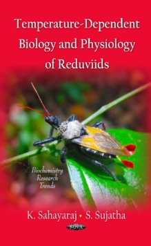 Temperature-Dependent Biology & Physiology Reduviids, Hardback Book