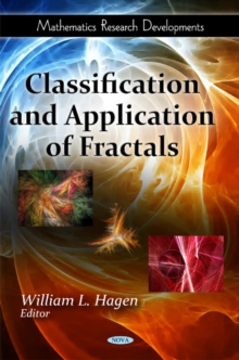 Classification & Application of Fractals, Hardback Book