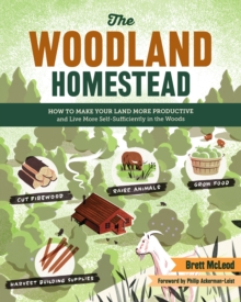 The Woodland Homestead, Paperback / softback Book