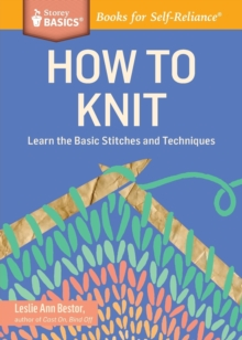 How to Knit,  Book