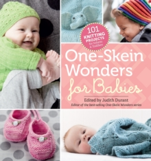 One-Skein Wonders for Babies, Paperback / softback Book