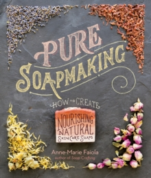 Pure Soapmaking, Book Book