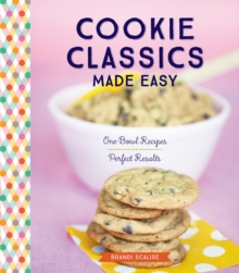 Cookie Classics Made Easy, Paperback / softback Book