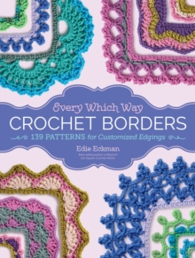 Every Which Way Crochet Borders,  Book