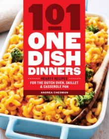 101 One Dish Dinners, Paperback / softback Book