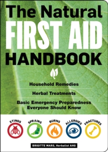 Natural First Aid Handbook, the, Paperback / softback Book