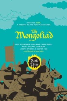 The Mongoliad: Book Three Collector's Edition, Hardback Book