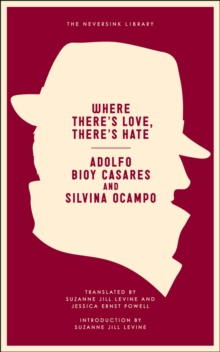 Where There's Love, There's Hate, Paperback Book