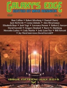 Galaxy's Edge Magazine : Issue 15, July 2015 (Worldcon / Sasquan Special), Paperback / softback Book