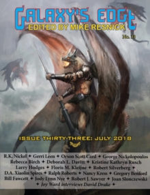 Galaxy's Edge Magazine : Issue 33, July 2018, Paperback / softback Book