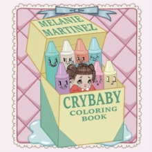 Cry Baby Coloring Book, Paperback / softback Book
