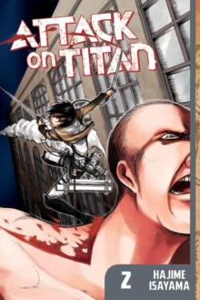 Attack on Titan 2, Paperback Book