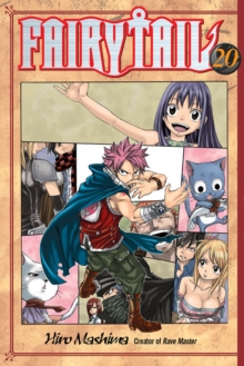 Fairy Tail 20, Paperback Book