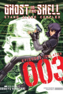 Ghost In The Shell: Stand Alone Complex 3, Paperback Book