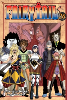 Fairy Tail 26, Paperback Book