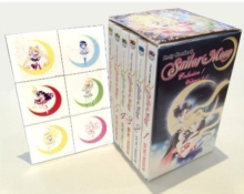 Sailor Moon Box Set 1, Paperback Book