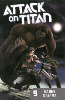 Attack On Titan 9, Paperback Book