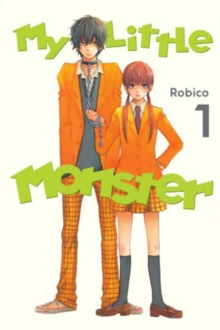 My Little Monster 1, Paperback Book